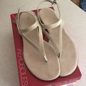 Aerosoles Sandals, New w/ Box, Size 10